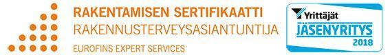 Rakentamisen sertifikaatti, Rakennusterveysasiantuntija | Rakennuskatsastus Kuoppala Oy